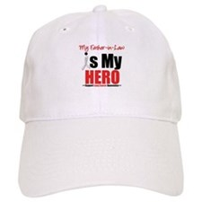 Lung Cancer Hero (FIL) Baseball Cap