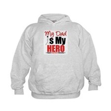 Lung Cancer Hero (Dad) Hoodie