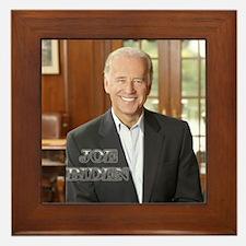 Joe Biden Framed Tile