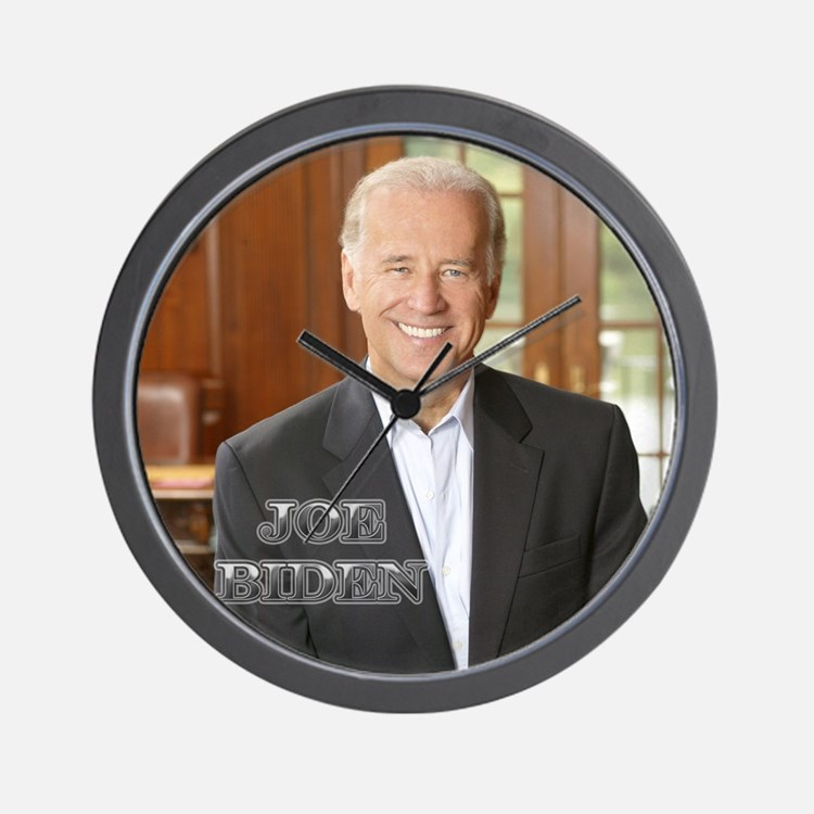 Joe Biden Wall Clock