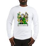 Chernyshev Family Crest Long Sleeve T-Shirt
