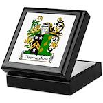 Chernyshev Family Crest Keepsake Box