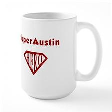 Super Hero Austin Mug