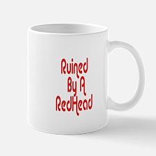 Ruined By RedHead Mug