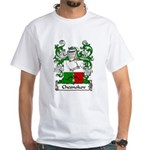 Chesnokov Family Crest White T-Shirt