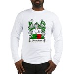 Chesnokov Family Crest Long Sleeve T-Shirt