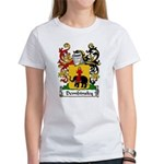 Dembinsky Family Crest Women's T-Shirt