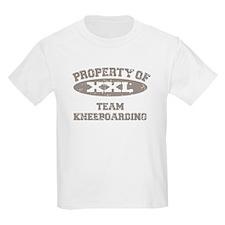 KneeBoarding Kids T-Shirt