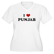 I Love PUNJAB T-Shirt