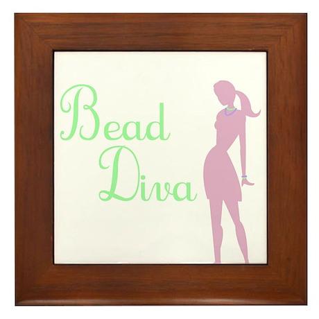 Bead Diva Framed Tile