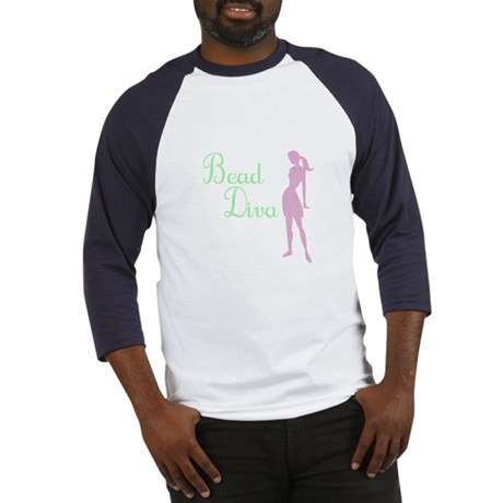 Bead Diva Baseball Jersey