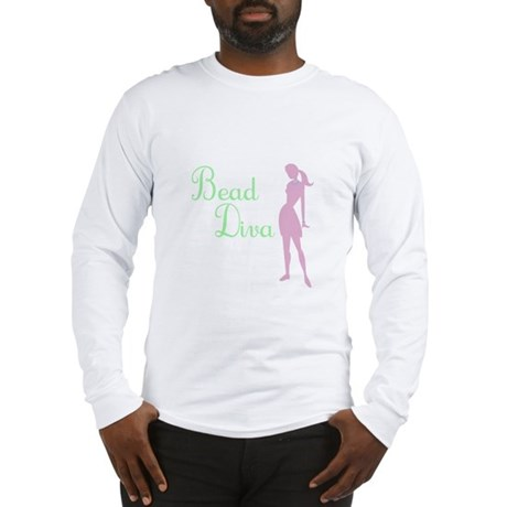 Bead Diva Long Sleeve T-Shirt