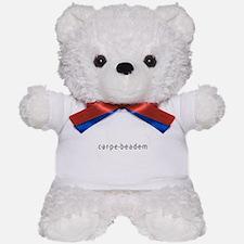 Carpe Beadem Teddy Bear