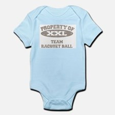 Racquet Ball Infant Creeper