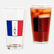 Team Ballet France Drinking Glass
