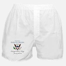 President Obama inauguration Boxer Shorts