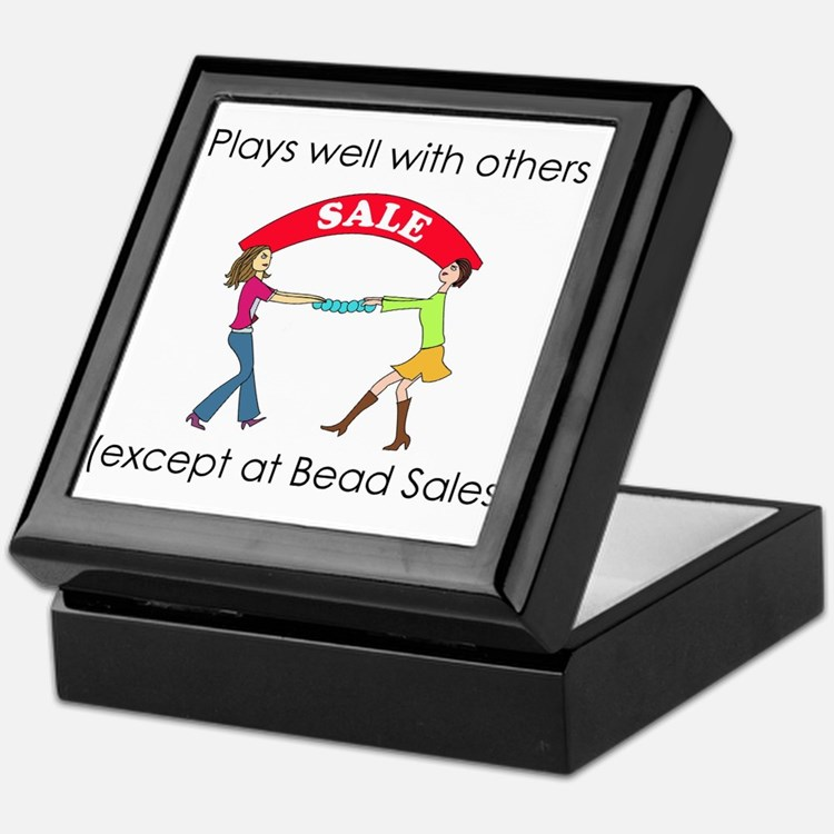 Plays well with others... Keepsake Box