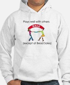Plays well with others... Hoodie