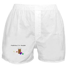 Addicted to beads Boxer Shorts