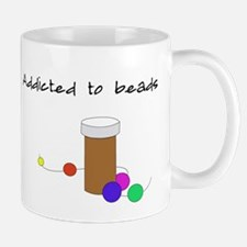 Addicted to beads Mug