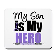 My Son is My Hero (HL) Mousepad