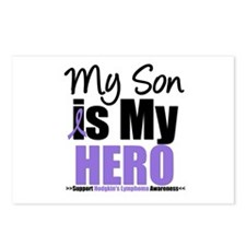 My Son is My Hero (HL) Postcards (Package of 8)