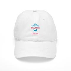 Rottweiler (Undocked Tail) Baseball Cap