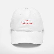 I am Switzerland Baseball Baseball Cap