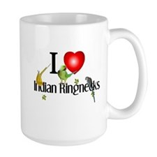 Indian Ringnecks Mug