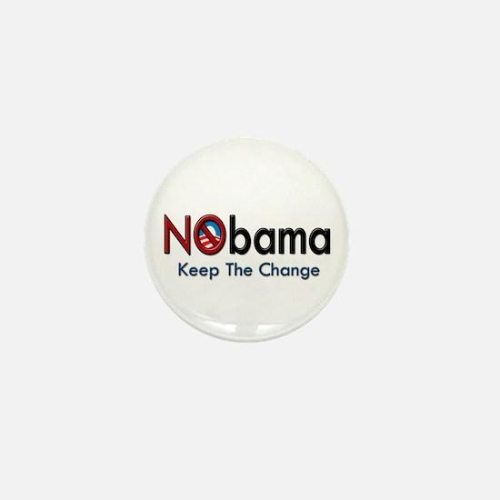 NObama Mini Button