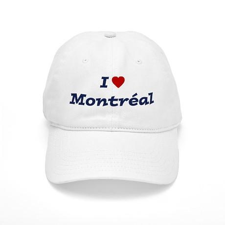 I HEART MONTREAL Cap