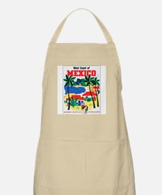 Mexico West Coast BBQ Apron