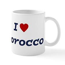 I HEART MOROCCO Mug