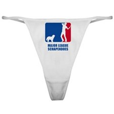 Schapendoes Classic Thong