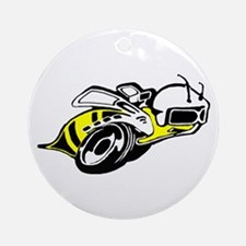 SUPER BEE 2 Ornament (Round)