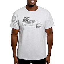 '55 Bowtie Distressed T-Shirt