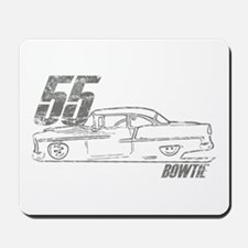 '55 Bowtie Distressed Mousepad