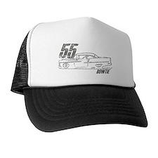 '55 Bowtie Distressed Trucker Hat