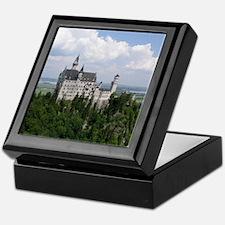 Neuschwanstein Castle Keepsake Box