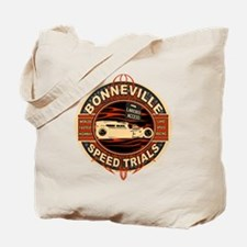 BONNEVILLE SALT FLAT TRIBUTE Tote Bag
