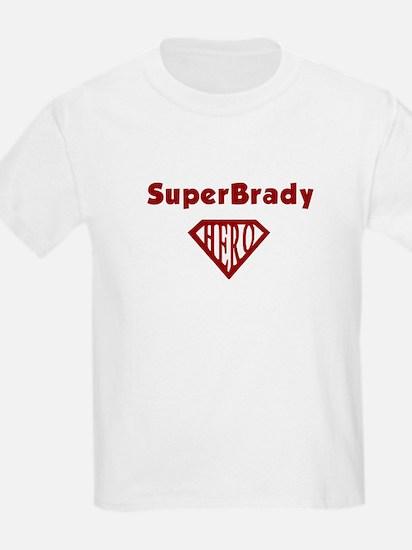Super Hero Brady T-Shirt