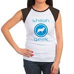 Shiloh Shepherd Women's Cap Sleeve T-Shirt