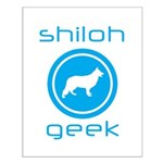 Shiloh Shepherd Small Poster