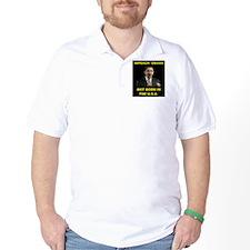 NOT BORN HERE! T-Shirt