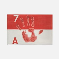 Legacy of the 7th Cavalry Rectangle Magnet