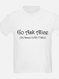 Go Ask Alice Twilight T-Shirt