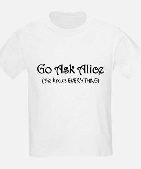 Go Ask Alice Twilight T-Shirt