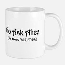 Go Ask Alice Twilight Mug