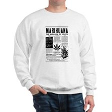 MARIHUANA: The Assassin of Youth Sweatshirt
