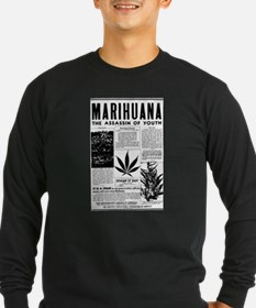 MARIHUANA: The Assassin of Youth T